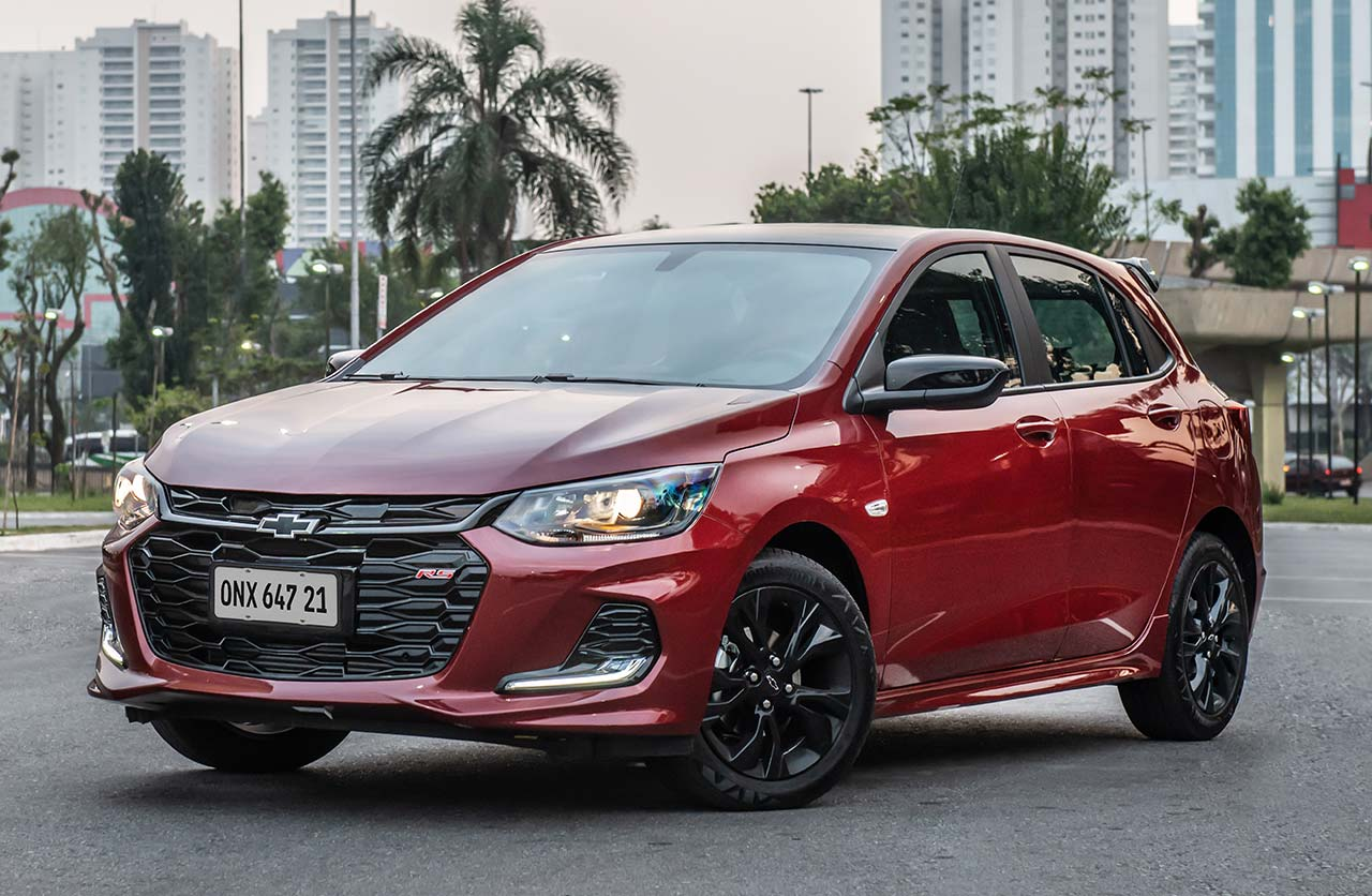 Chevrolet Onix RS
