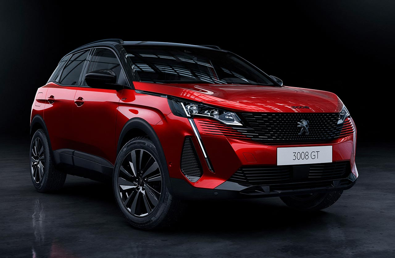 Nuevo Peugeot 3008 GT restyling 2021