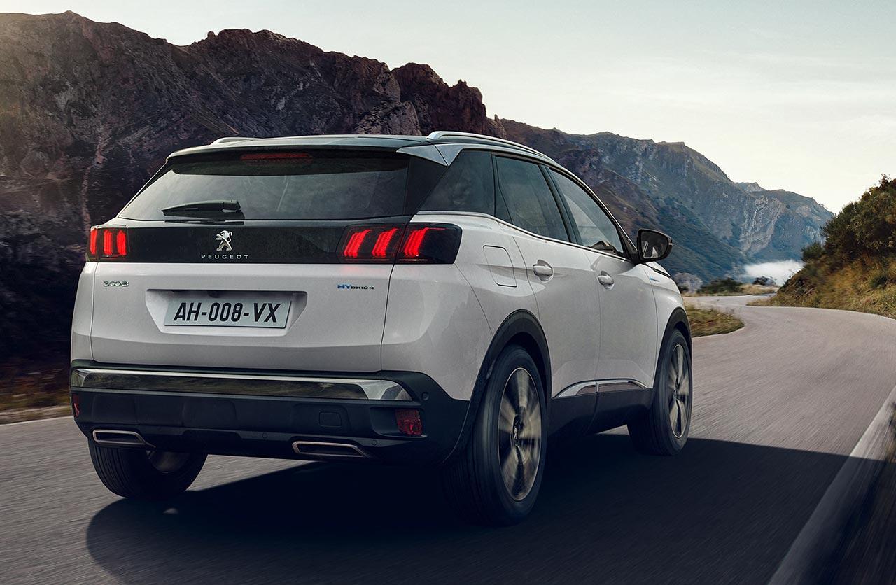 Nuevo Peugeot 3008 híbrido 2021