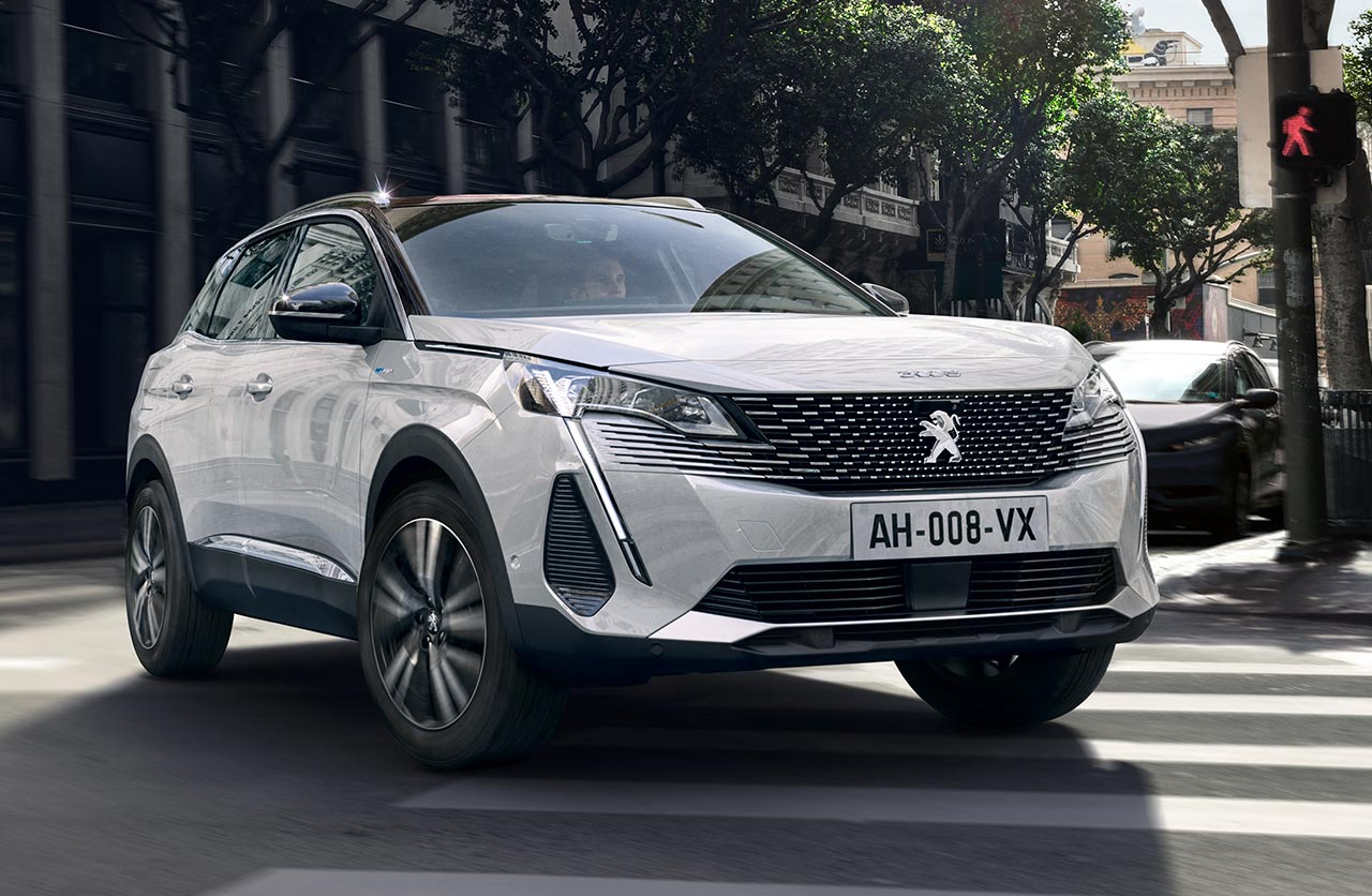 Nuevo Peugeot 3008 restyling 2021