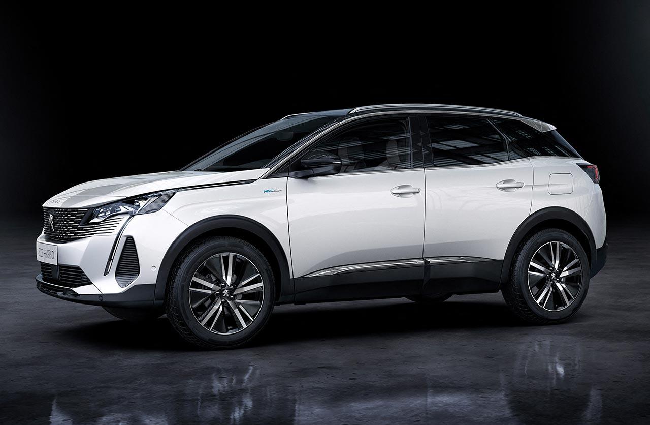 Nuevo Peugeot 3008 hybrid 2021