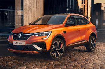 Renault extiende la presencia del Arkana