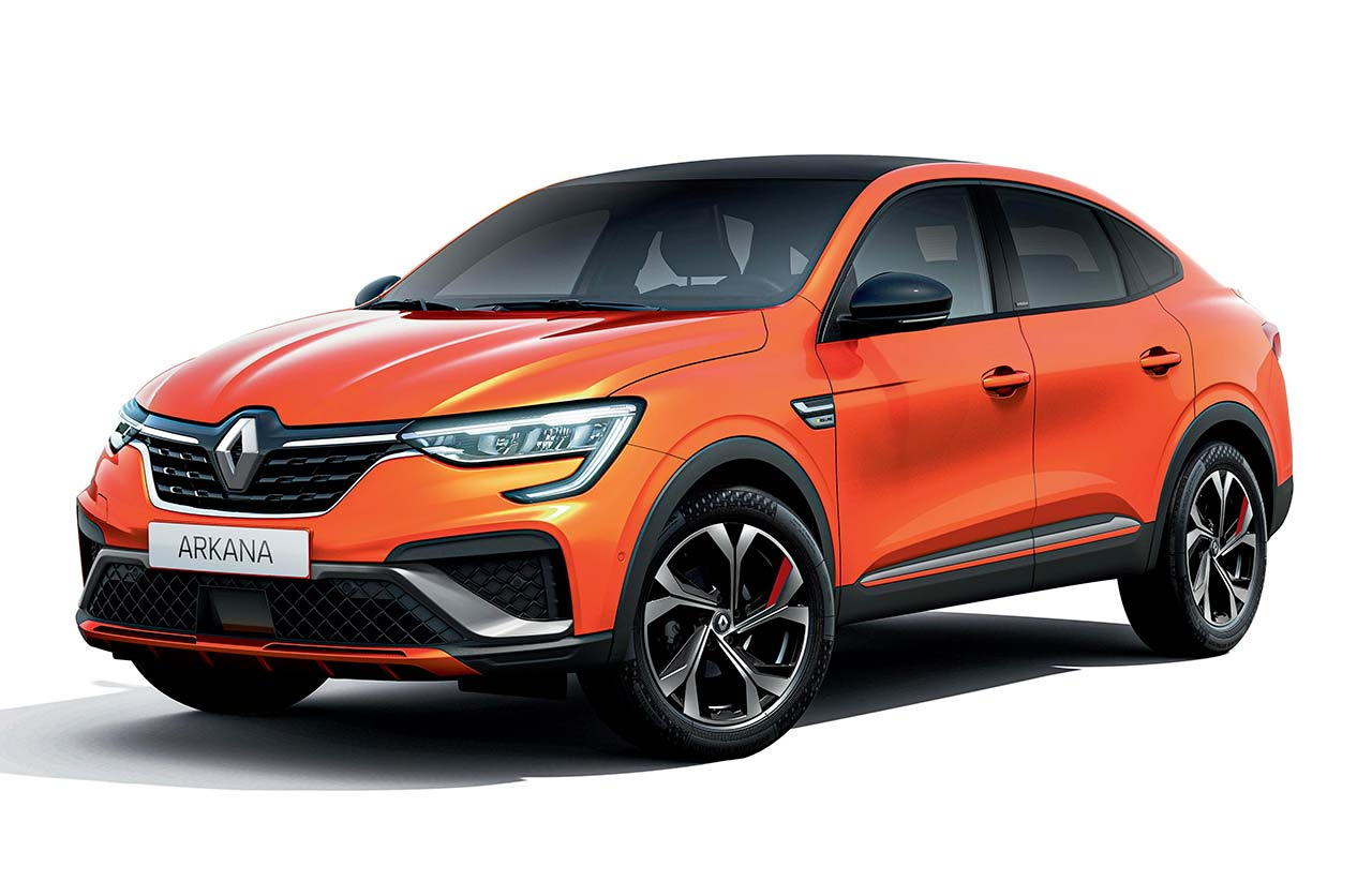 Renault Arkana 2020 Europa