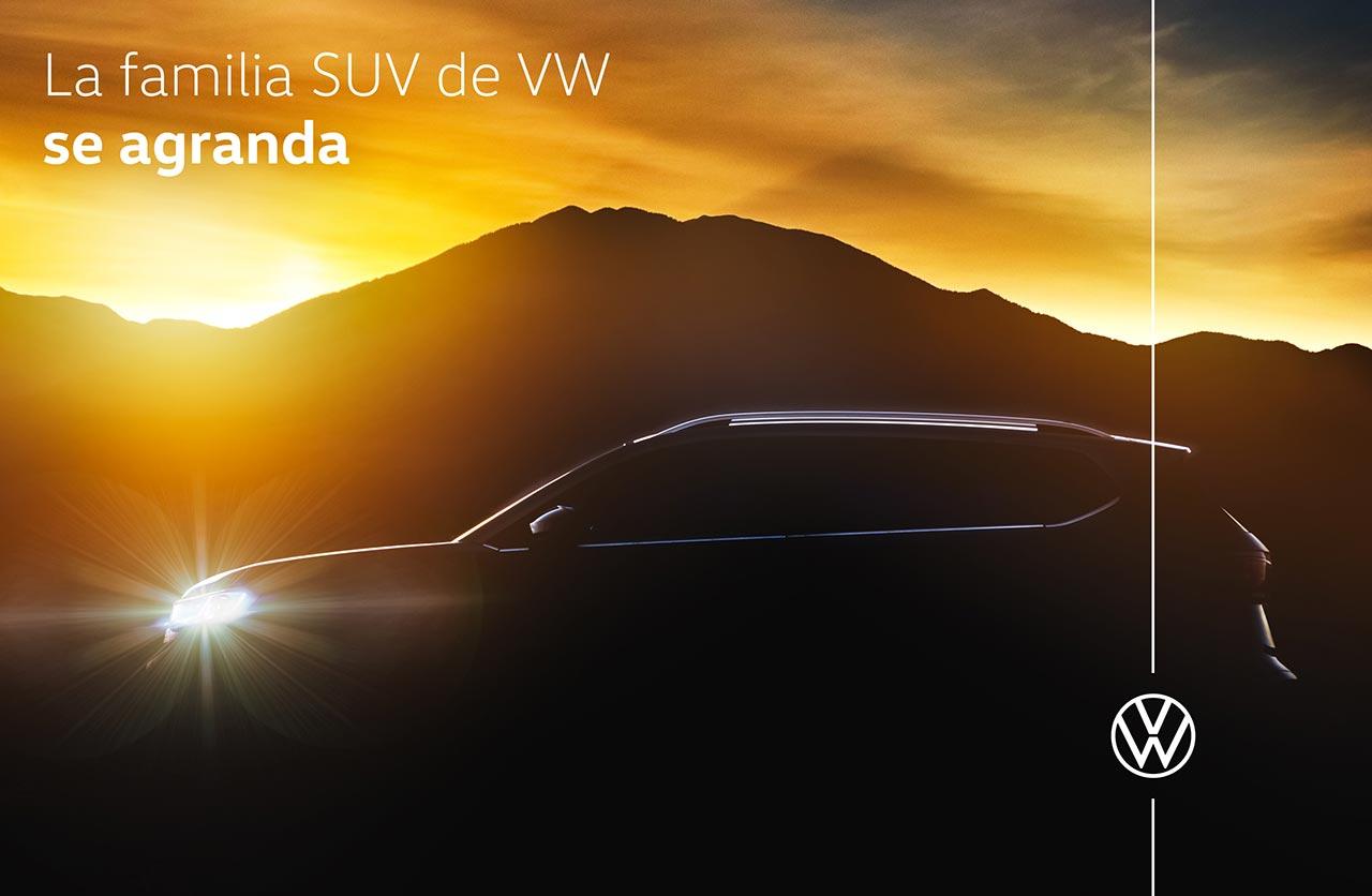 SUV argentino Volkswagen Tarek