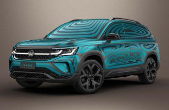 Más sobre el nuevo Volkswagen Taos