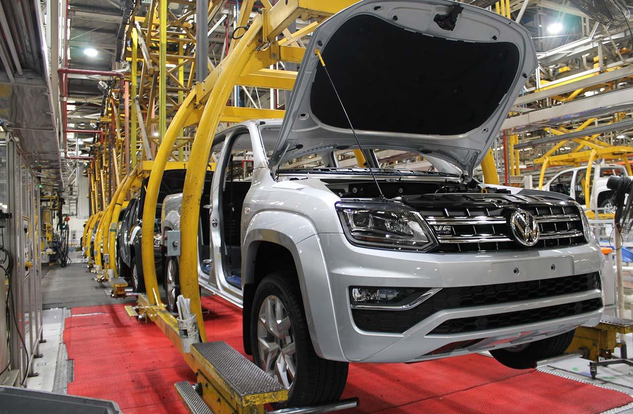 Volkswagen incrementa su producción en Argentina