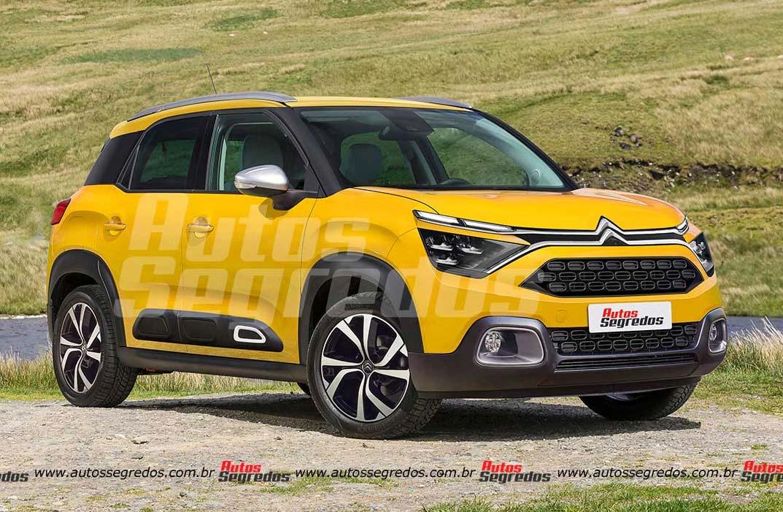 Citroën tendría un nuevo C3 en la región