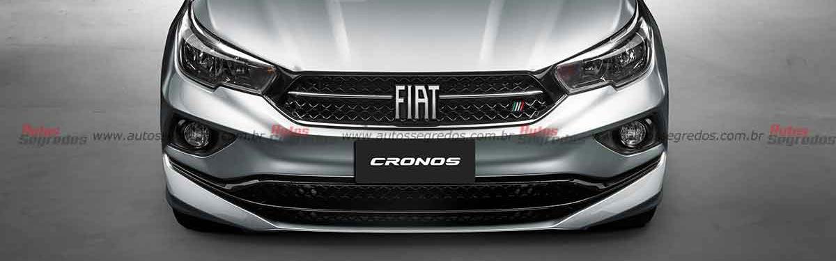 Fiat Cronos 2021 as