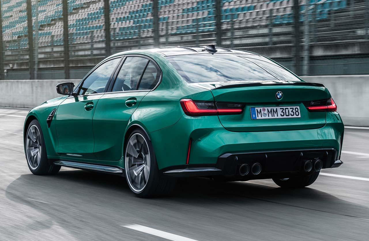 Nuevo BMW M3 Competition