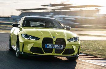 BMW tiene nuevos M3 y M4
