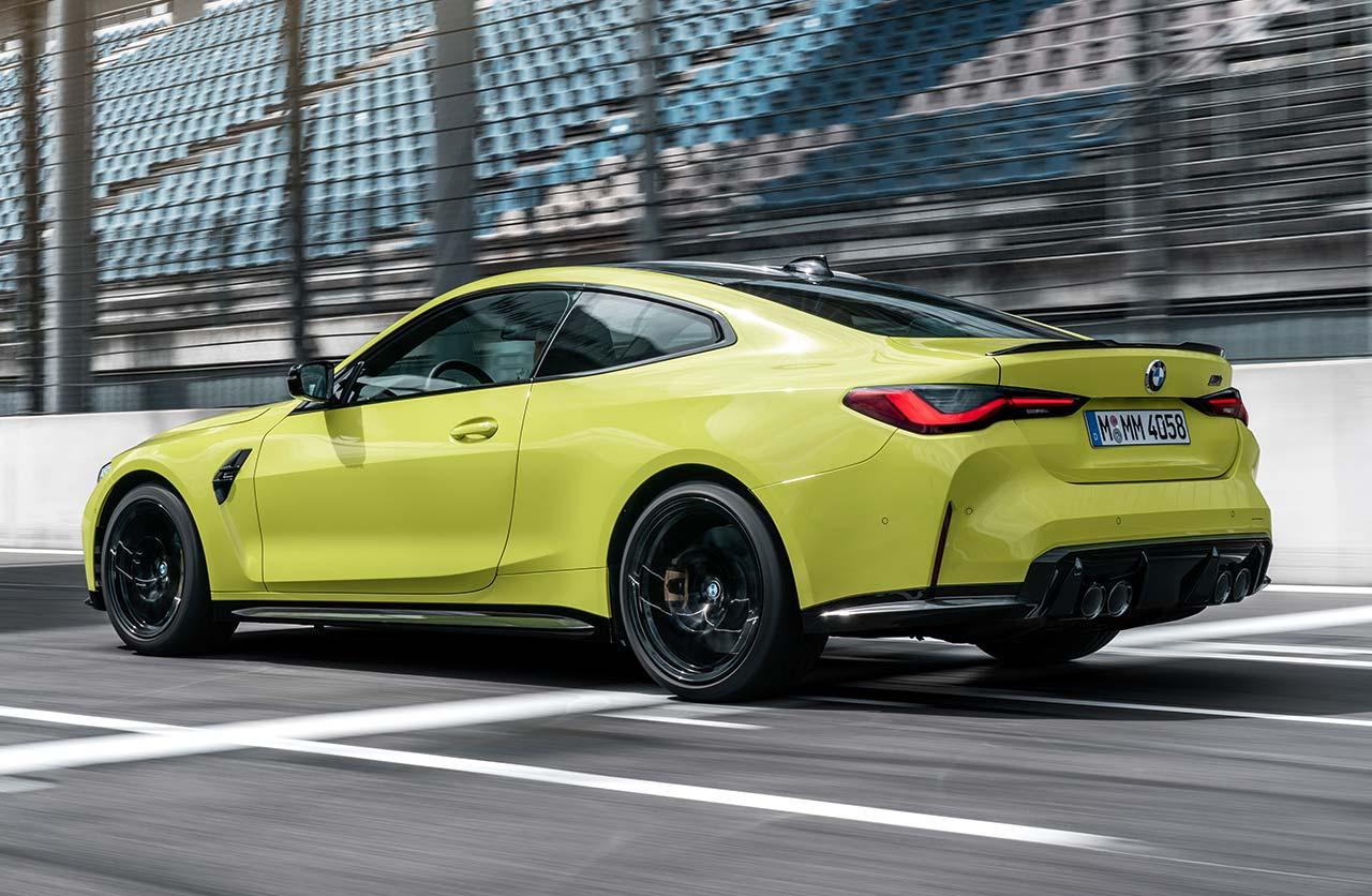 Nuevo BMW M4 Competition