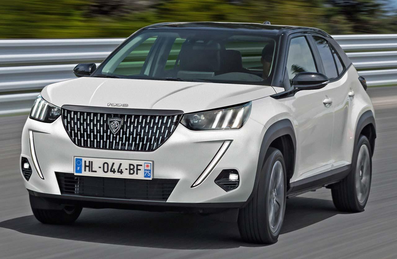Peugeot 1008, una nueva apuesta a los SUV