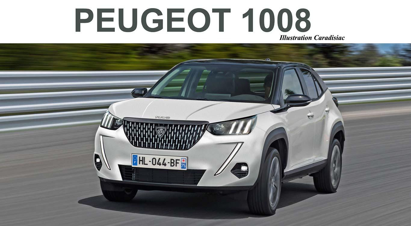 Peugeot 1008 SUV