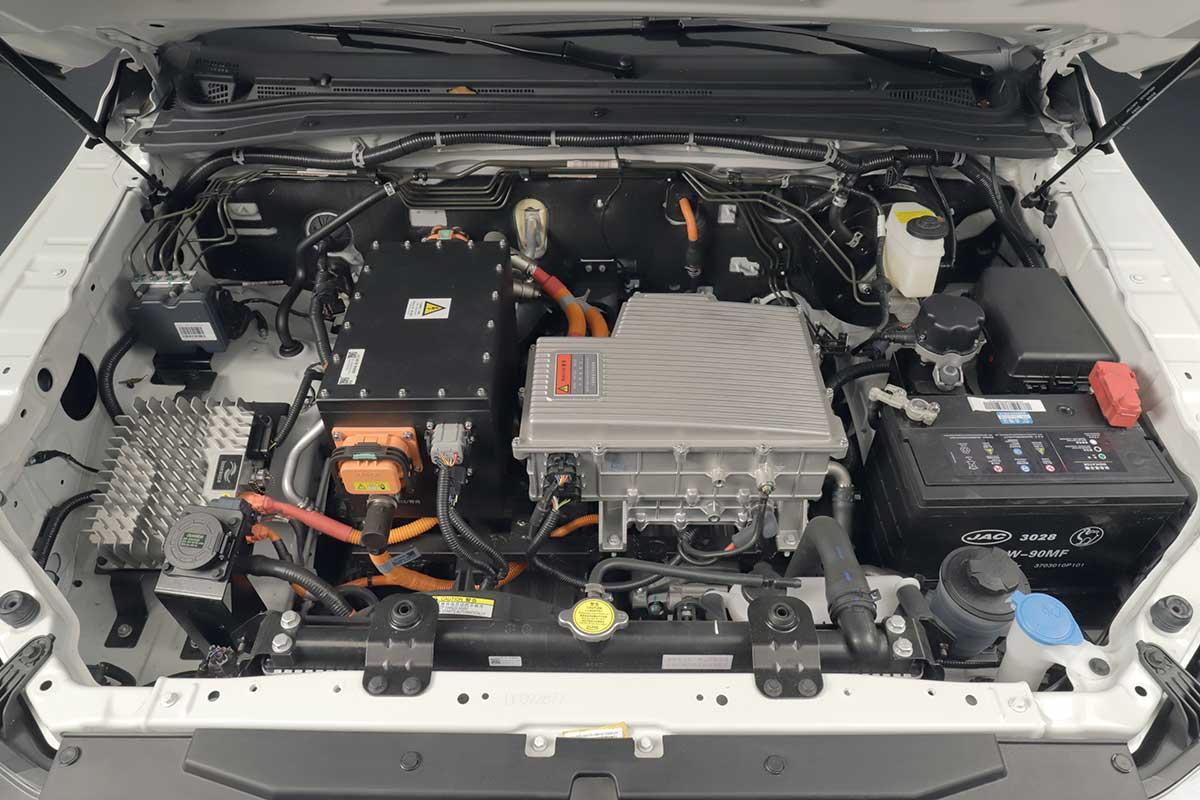 Motor JAC iEV330P pick up eléctrica