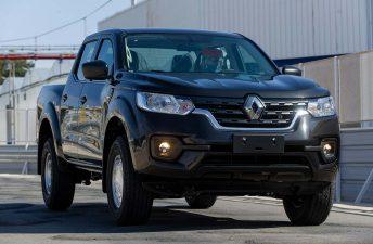 Renault Argentina ya produce y prueba su pick up Alaskan