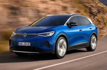 SUV eléctrico: así es el Volkswagen ID.4