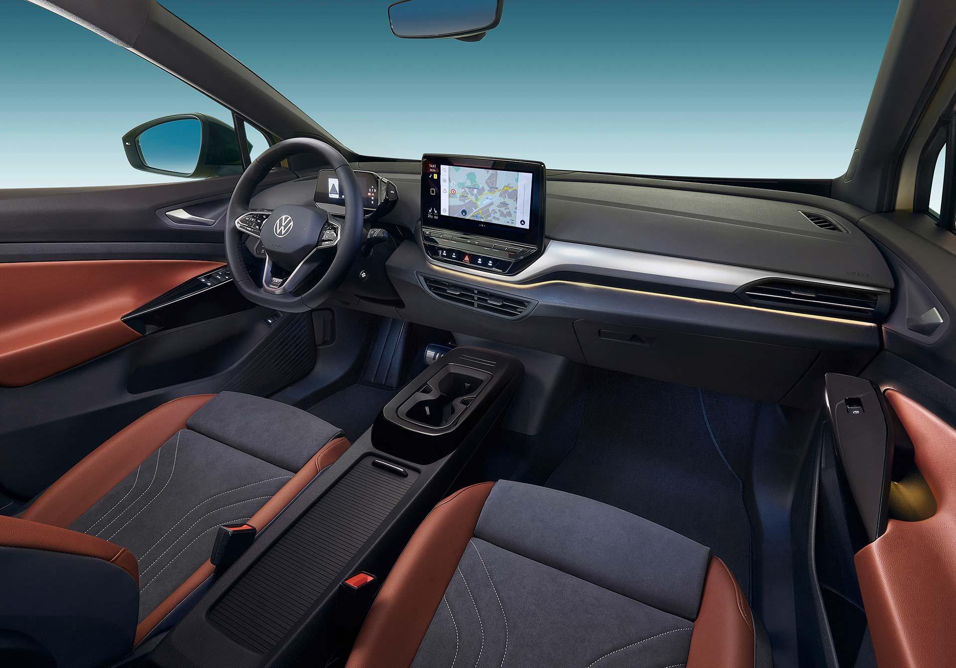 Interior Volkswagen ID.4