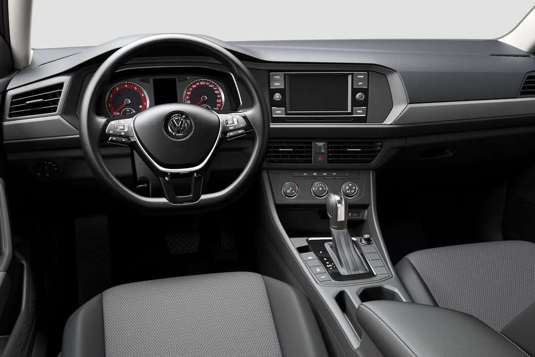 Interior Volkswagen Vento Startline 1.6