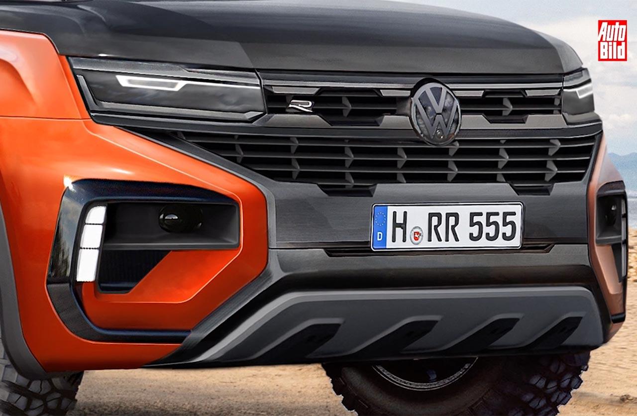 ¿Habrá una Volkswagen Amarok R?