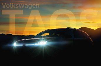 Taos: el nombre del nuevo SUV argentino de Volkswagen