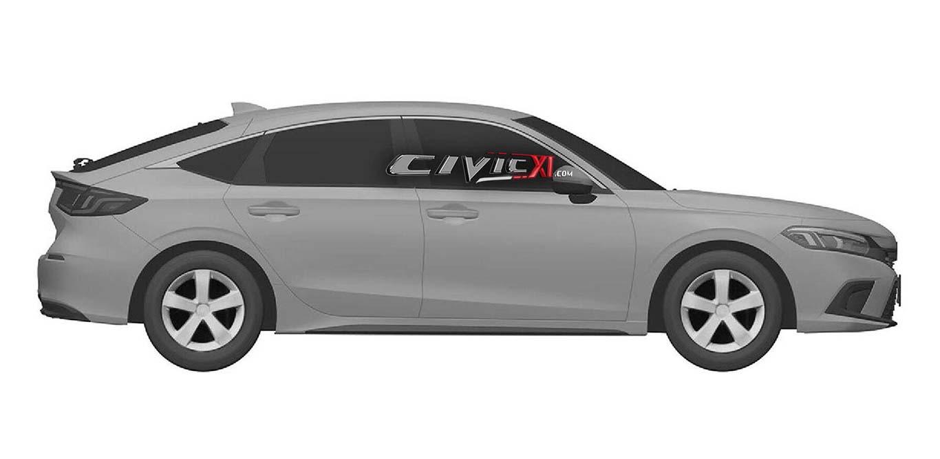 Honda Civic 2022 hatchback