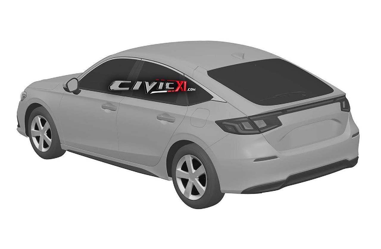 Nuevo Honda Civic 2022 hatchback