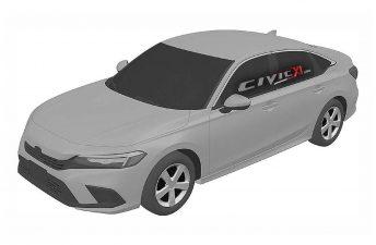 Se asoma el próximo Honda Civic