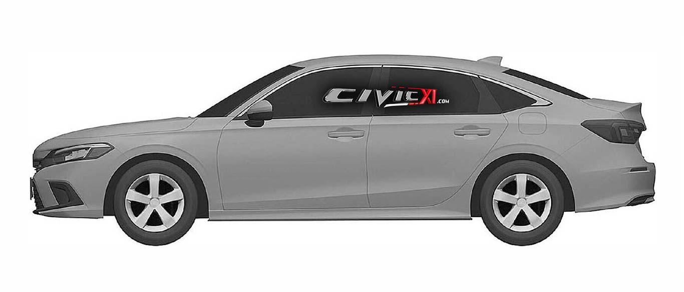 Nuevo Honda Civic 2022 sedán