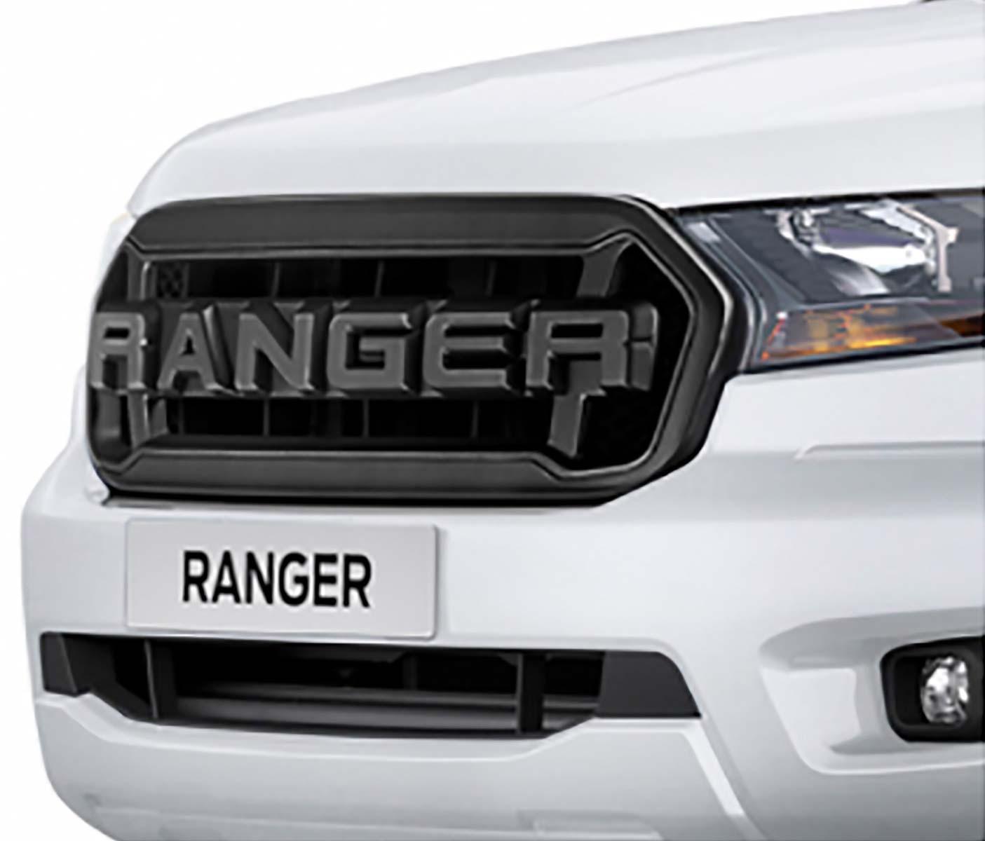 Parrilla Ranger accesorio