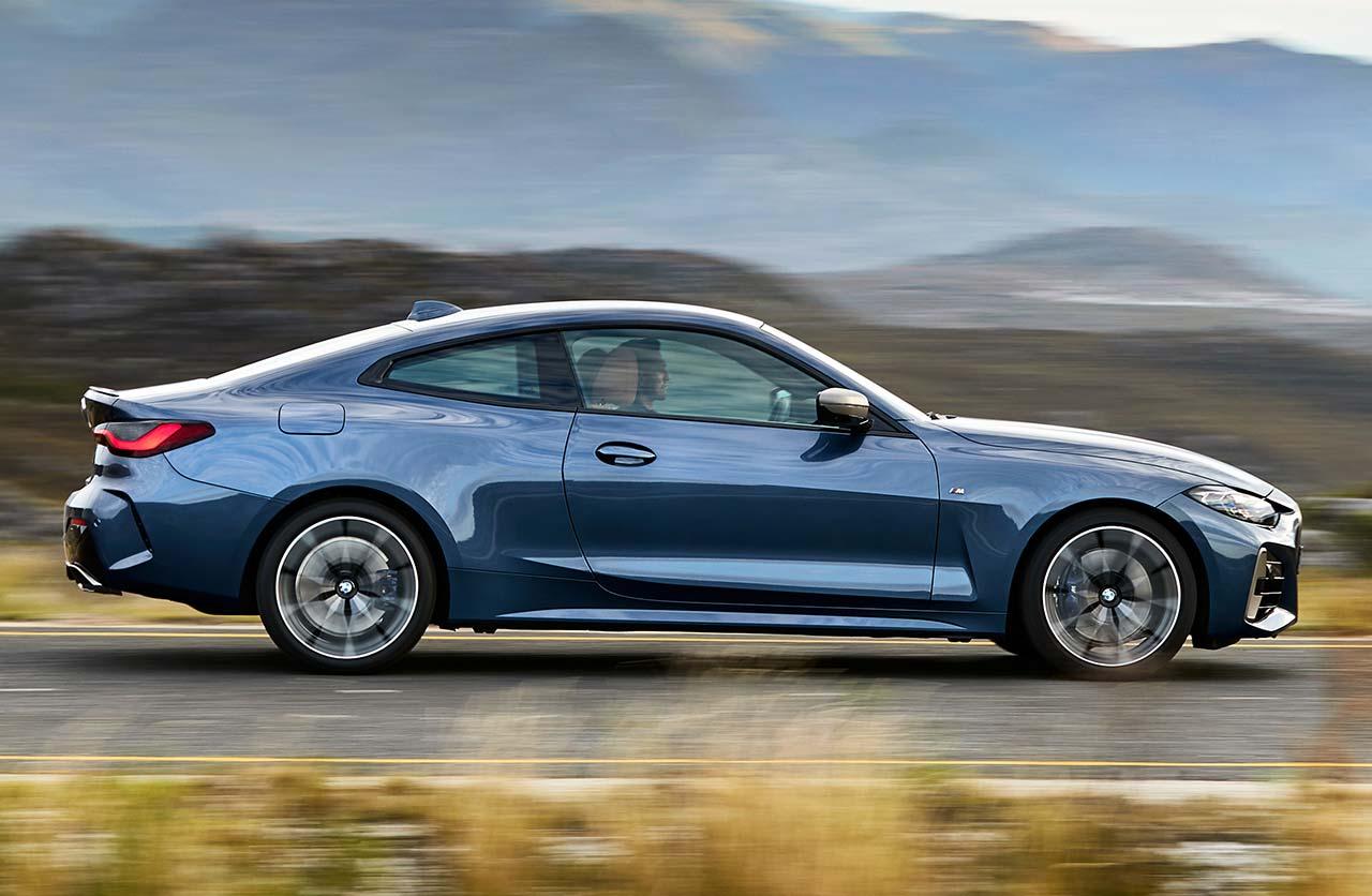Nuevo BMW Serie 4 Coupé