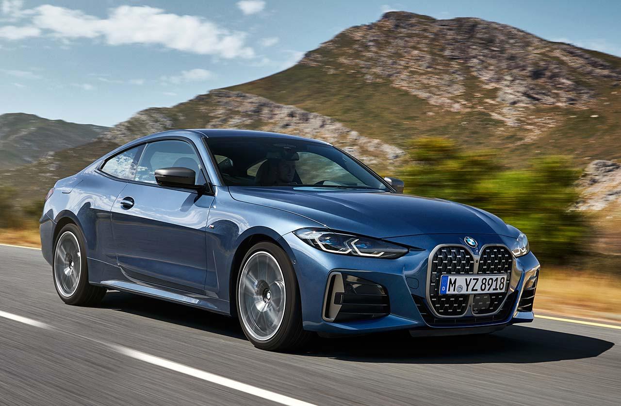Nuevo BMW Serie 4 Coupé, en Argentina desde 2021