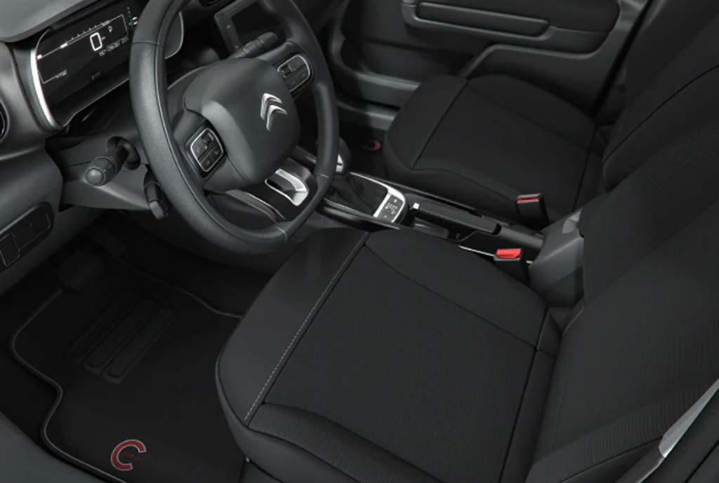 Interior Citroën C4 Cactus C-Series