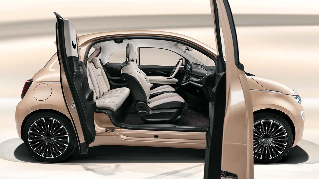 Fiat 500 3+1 puertas