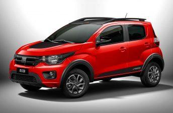 Fiat Mobi: renovado y con versión Trekking