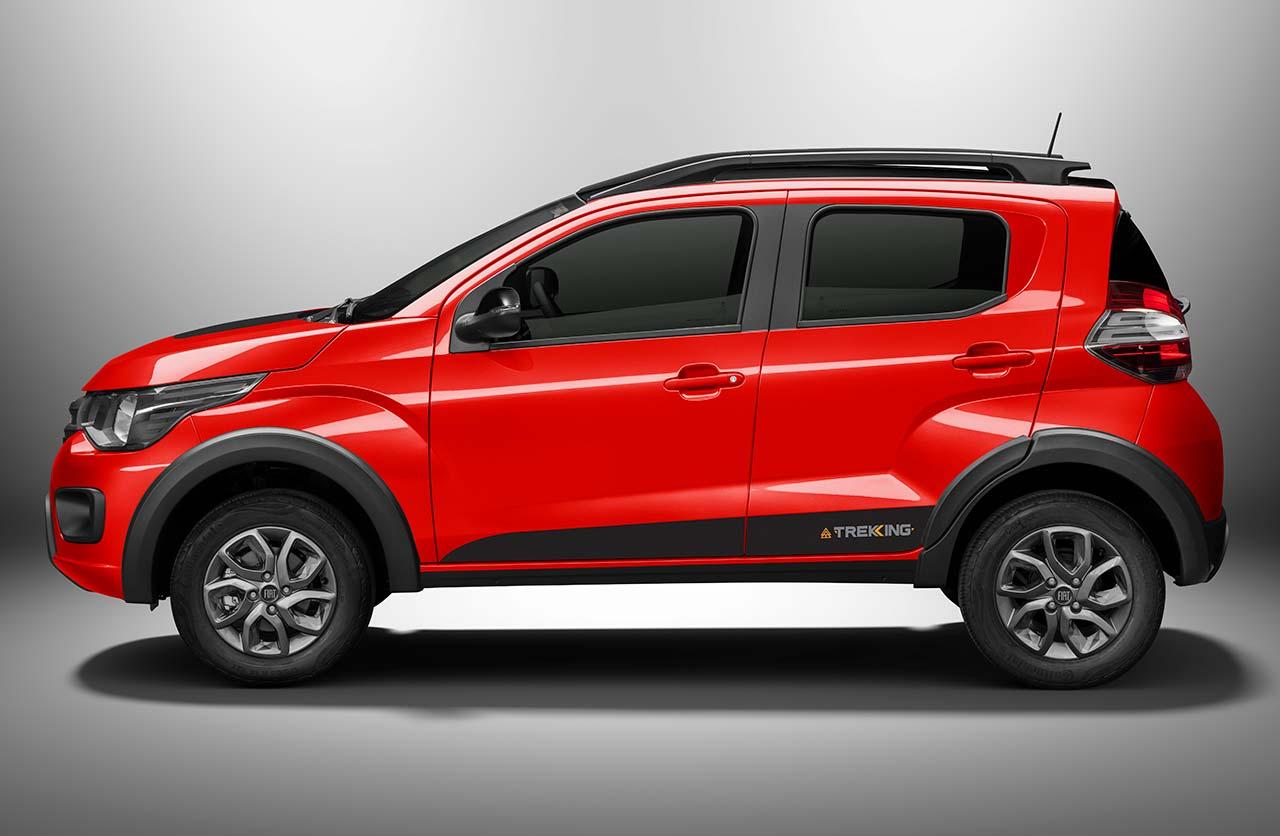 Fiat Mobi Trekking 2021
