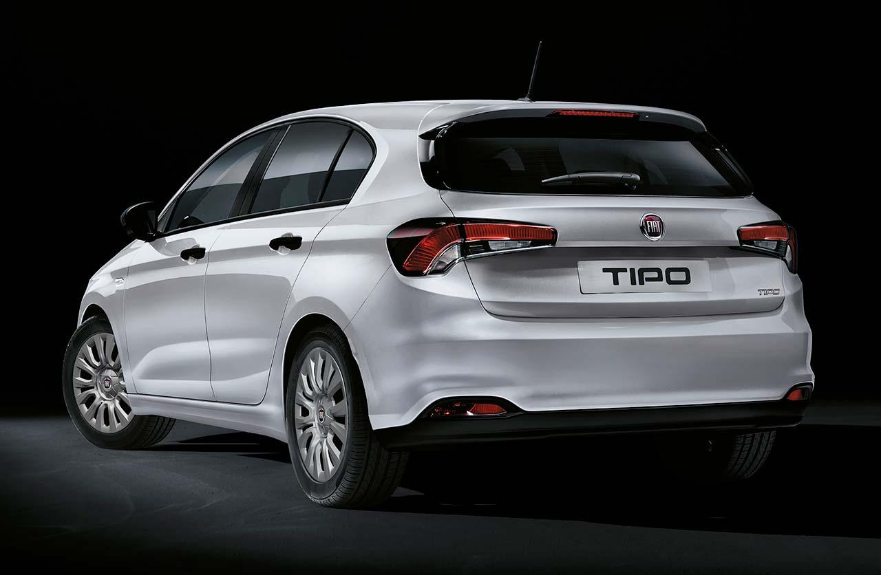 Nuevo Fiat Tipo 2021