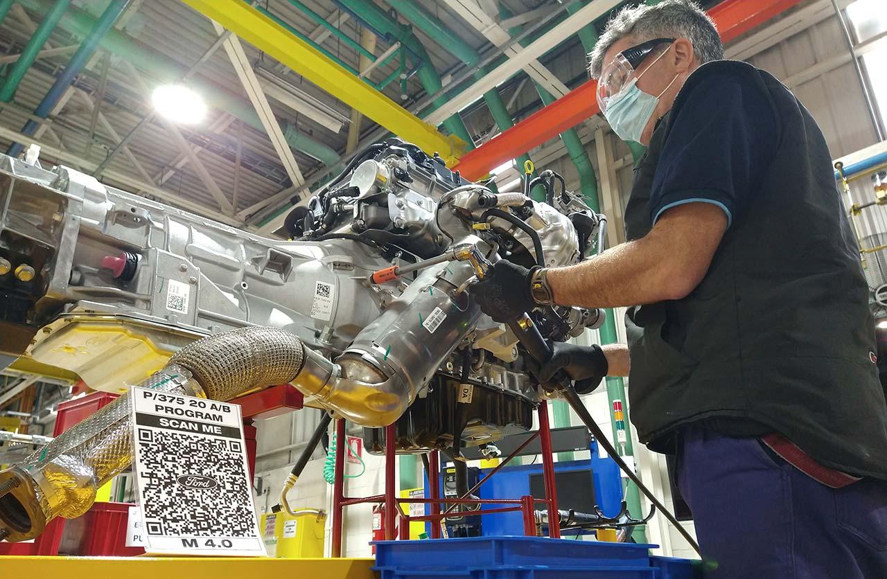 Ford Industria 4.0