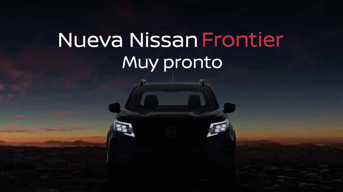 Nueva Nissan Frontier 2021
