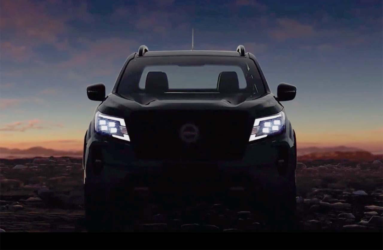 La nueva Nissan Frontier, más cerca