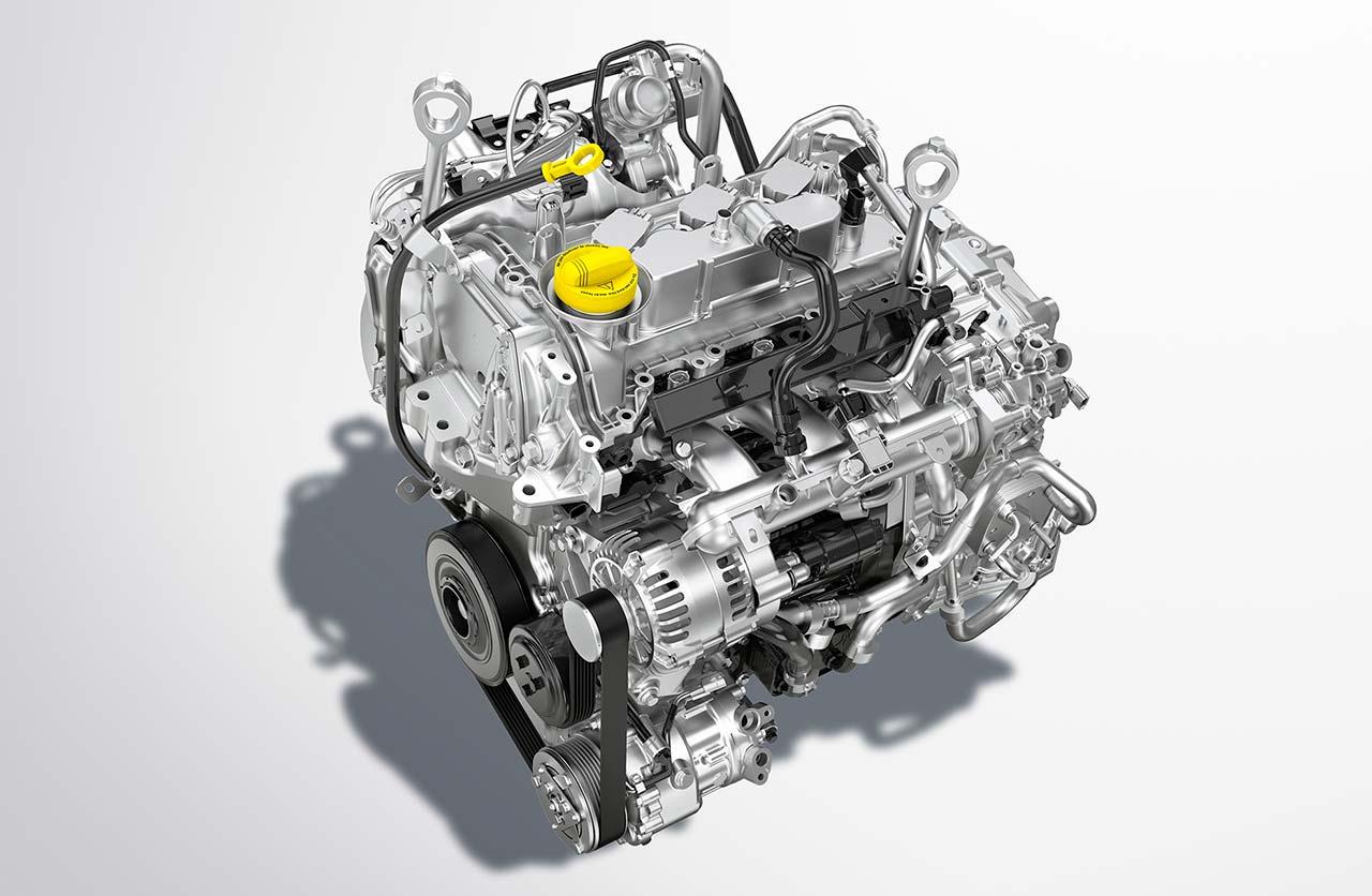 Motor Nissan Magnite