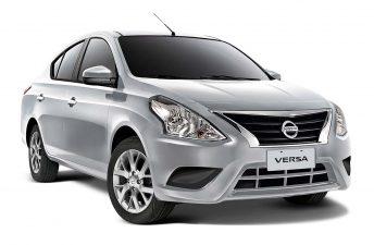 Nissan ya vende el Versa V-Drive en el país
