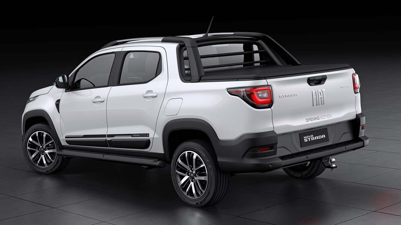 Nueva Fiat Strada Opening Edition