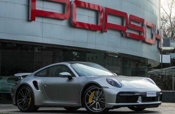 Porsche lanzó el 911 Turbo S en Argentina