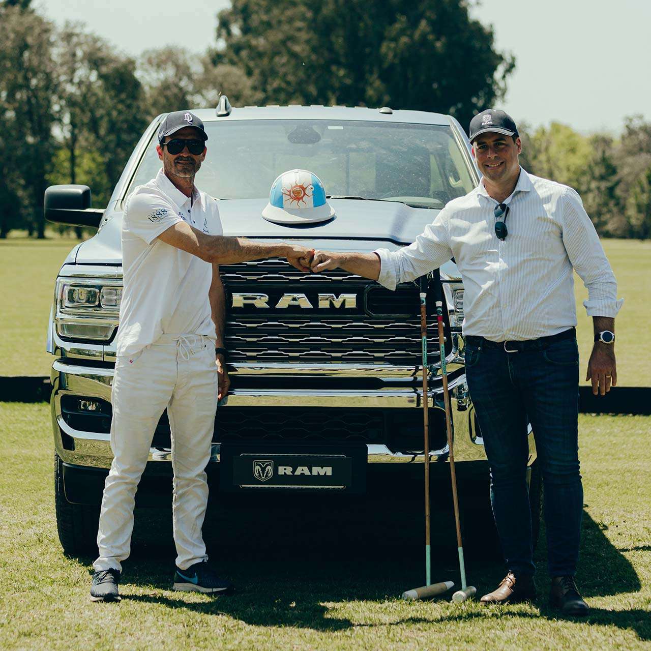 RAM sponsor oficial de la Dolfina Polo Team