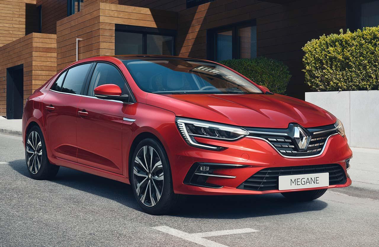 Así es el renovado Renault Mégane Sedán