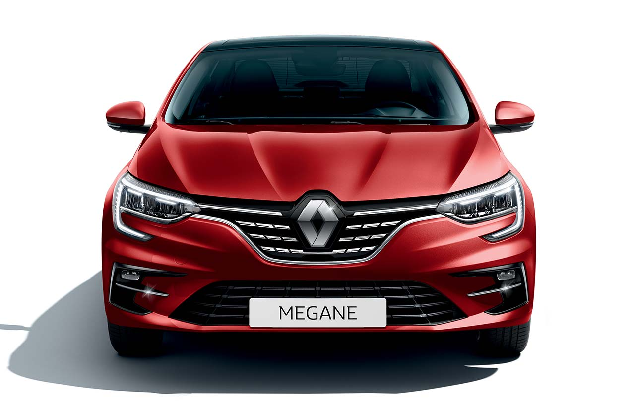 Renault Mégane Sedán 2021