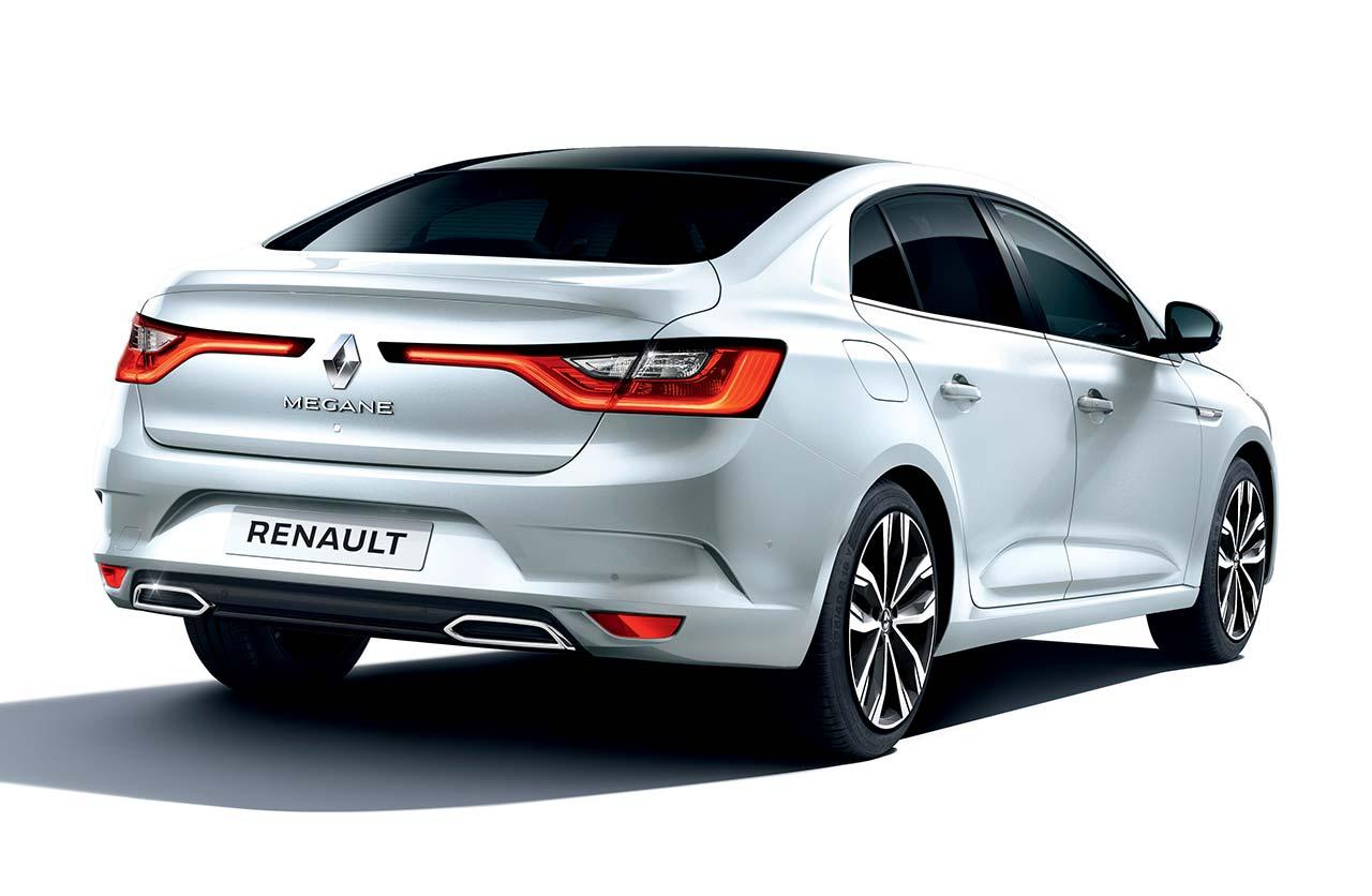 Nuevo Renault Mégane Sedán 2021
