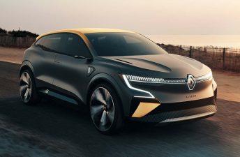 SUV eléctrico: el futuro del Renault Mégane