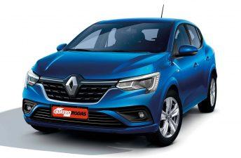 Anticipan los nuevos Renault Logan, Sandero y Stepway regionales