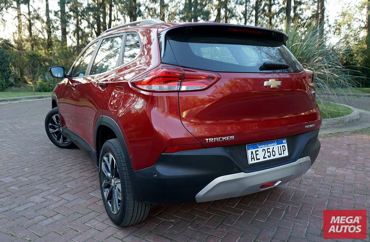 Nueva Chevrolet Tracker Premier